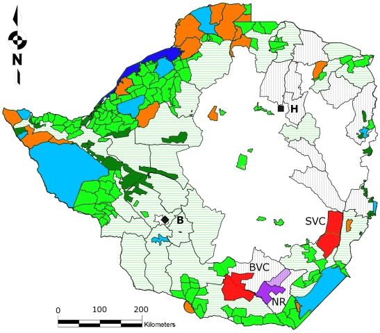 ZIMBABWE LION HUNTING  RESEARCH REPORT USFWS BdP 20160131 (2)