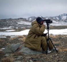 Pamir Argali Survey_2002 surveying 2