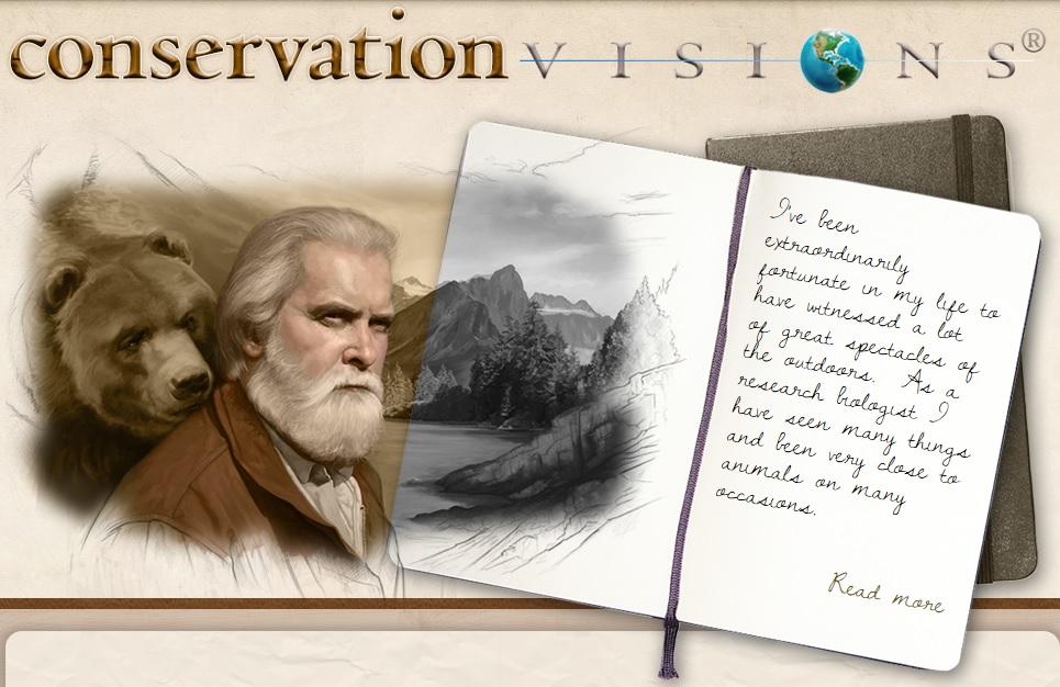 Conservation Visions Shane Mahoney