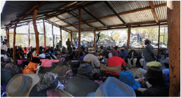 AGM Ehi-Rovipuka Conservancy-NACSO-WWF in Namibia 2015