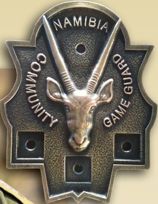 Namibia CGG Badge