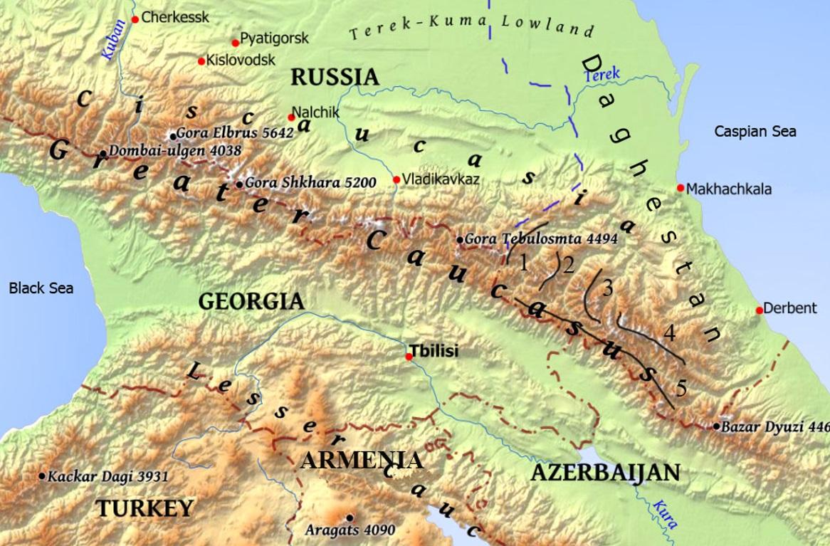 Dagestan Photo