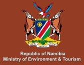 Namibia Ministry of Environment and Tourism Logo