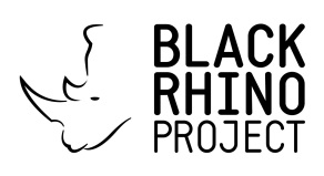 Black Rhino Project Logo