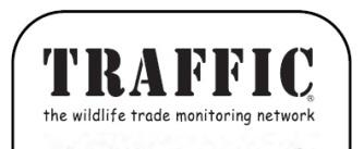 TRAFFIC Logo. Credit: P. Lindsey