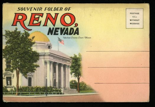 Reno Post Card